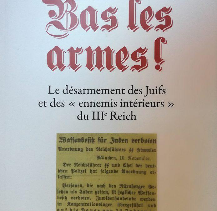 Comment les nazis utilisaient le contrôle des armes à feu.